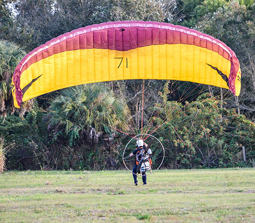 pARAMOTOR TRAINING FLORIDA