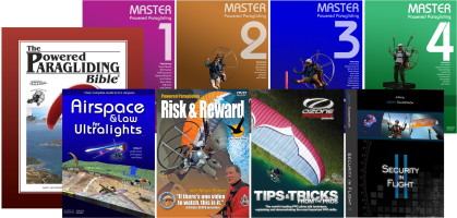 |Powered Paragliding Bible | Master PPG 1 thru 4 |