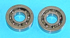 Crank Shaft Bearings, set M14/1