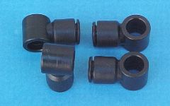 Plastic Rod Fitting Kit (4 pieces) T6K