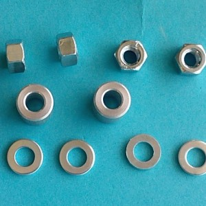 Cylinder Head Nuts, Washers & Spacers Kit M13/8