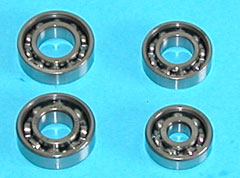 Gearbox (Redrive) Bearings Set M7/2