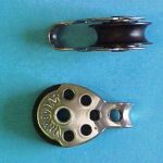 Miniplane Pulley - Aluminum, Regular M5/2ALL