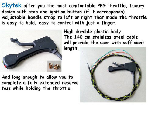 Skytek Throttle