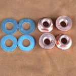 Minari Motor Mount Nuts & Washers Set N012.87 (40)