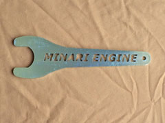 Minari Wrench for Redrive 57004.97 (T1)